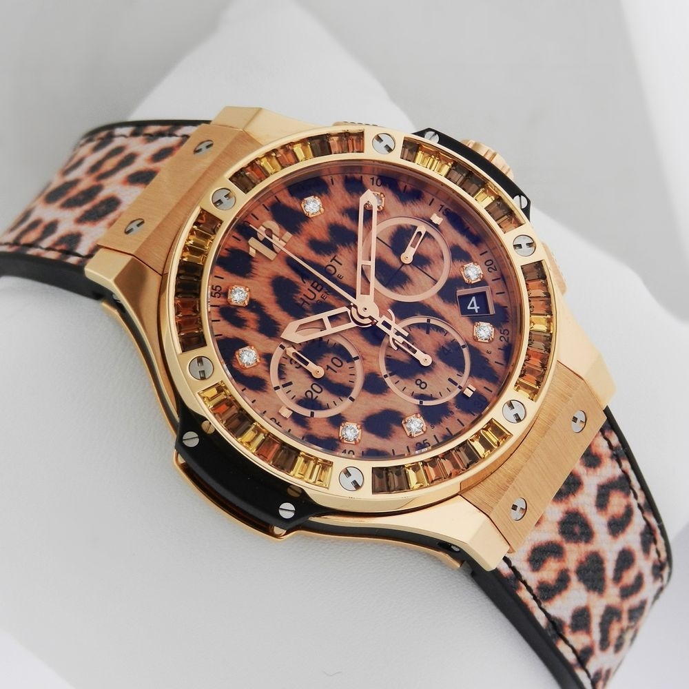 靚女Hubot (恒寶) - Ladies Hublot